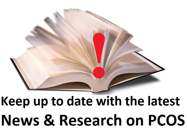 Keep up to date with the latest news and research on PCOS