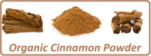 Buy Organic Cinnamon Powder