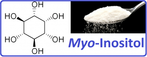 Myo-inositol for PCOS fertility egg quality